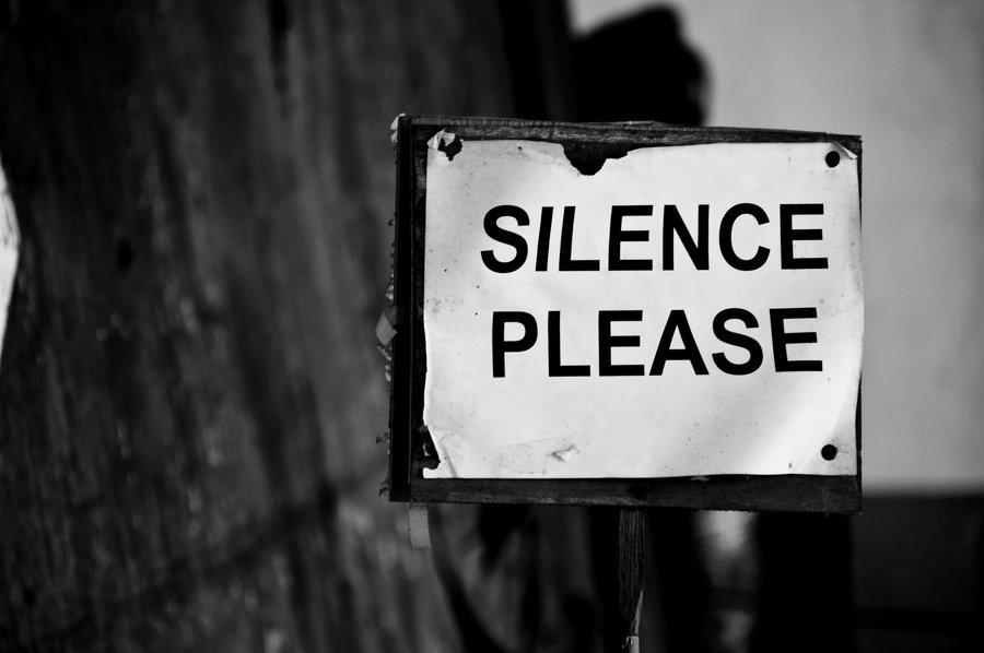 silence_please