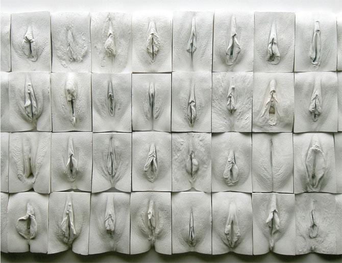 рисунки женских писек