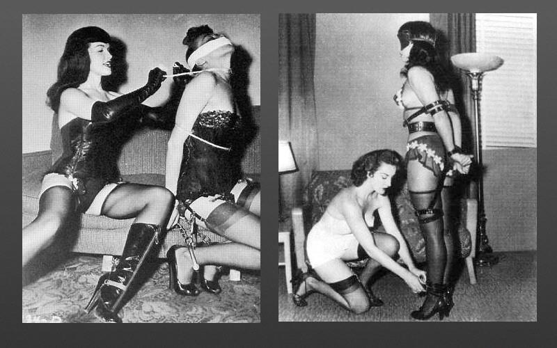 Betty bondage gallery